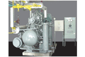 Refrigeration solution for Dairy Industry