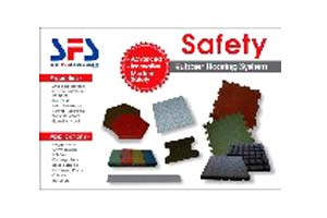 Safety Rubber Tiles