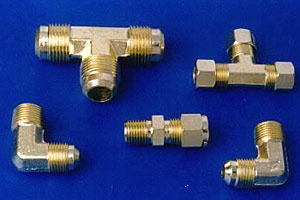 Hot Stamped Pneumatic and Hydraulic Components