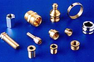 Brass Special Machined Components
