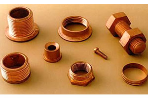 Copper Pipe Fittings Components