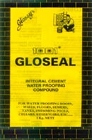 Miscellaneus Products (GLOSEAL WATER PROOFING COMPOUND)