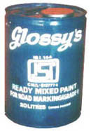 Miscellaneus Products (ROAD MARKING PAINT)