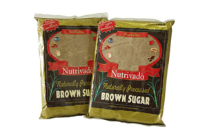 NUTRIVADO BROWN SUGAR