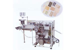 Automatic Blister Packing Machine (200 Blister/min)