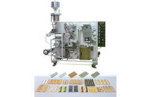 Automatic Blister Packing Machine (400 Blister/min)