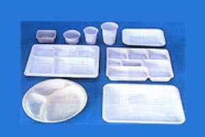 White container with pilfer proof cap