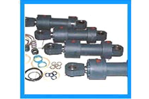Tie rod Type Hydraulic Cylinders Or Oil Cylinders Or Double Acting Hydraulic Cylinders