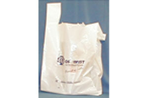 T Shirt Style LDPE Shopping bag