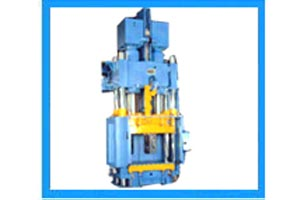 500 Tons Capacity Hydraulic Moulding Press