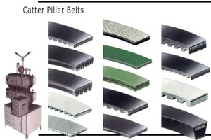 Catter Piller Belts