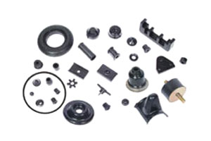 Pads, Grommets, Bushes, Couplings, Rubber to Metal Bonded ,Cogged Belts