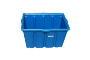 Solid Waste Handling System - Nestable / Stackable Container