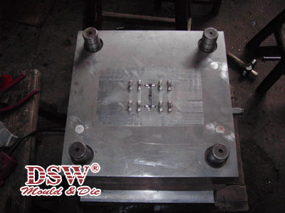 Plastic Injection Mould (DSW)