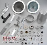 Metal Stamping & Metal Compression Mould from DSW