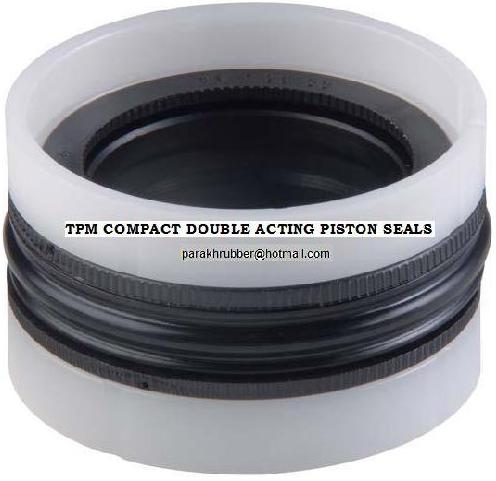Compact Piston Seal (DOUBLE ACTING)