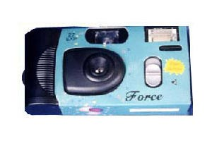 Single Use, Disposable Cameras (F-2000)