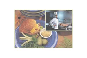 Institutional  Catering  &  House  keeping
