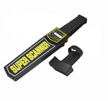 Hand Hold Metal Detector