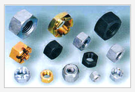 Hex Nuts, Castle, Slotted Nuts & Nylock Nuts