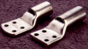 4 Hole Lugs For Electrical Switchgears  Transformers