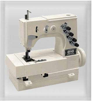 Bag Sewing Machines  (Bag Hemming Sewing Machine - Single Needle, Two Thread R-18HS)