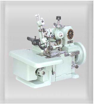 Industrial Sewing Machines  (Overlock Sewing Machine - One, two, three and four thread R-81)
