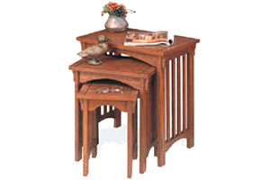 End Tables, Nesting Tables, Accent Tables