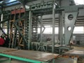 Strand weave Bamboo flooring press Machinery production line