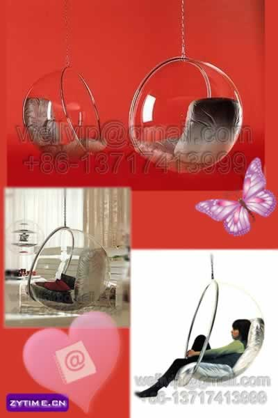 Bubble Chair,Spubble Chair,acryl chair,ucidity chair,ball chair, swiveling chair,hanging chair
