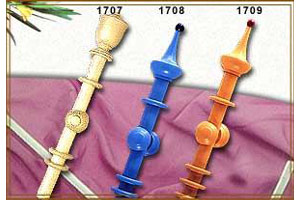 Brass Curtain Fittings Sets
