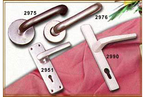 Lever Lock/ Lever On Rose