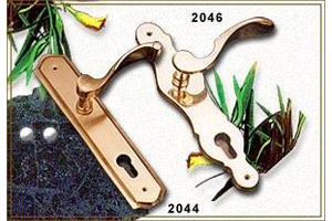 European and French Style Solid Forged Brass