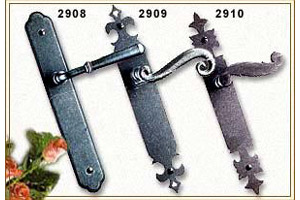 French Style Iron Lever Latches