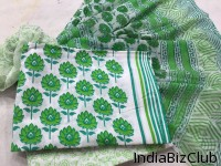 Bagru Hand Block Printed Exclusive Cottan Suit