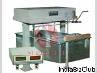Milk Weighing Scale With Dump Printer
