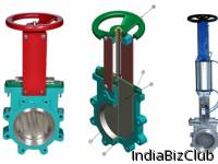 Necon Knife Type Gate Valves