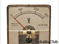 Moving Iron Type SR 52 A C Voltmeter