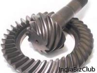Crown Pinion For Steel Industry
